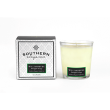 Load image into Gallery viewer, Williamsburg, Pineapple & Sage Candles