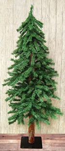 Alpine Tree, 5 Ft - Thompsons Vintage Treasures
