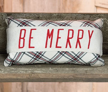 Amory Be Merry Pillow - Thompsons Vintage Treasures