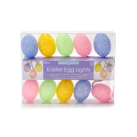 Sparkling Easter Egg Lights
