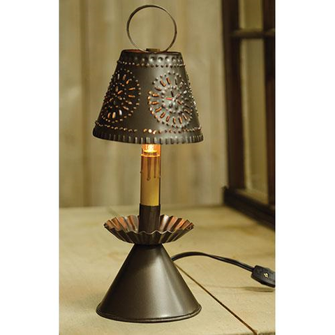 Colonial Accent Lamp