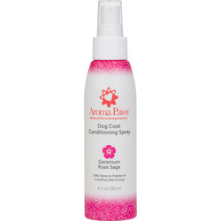 Geranium Sage Dog Coat Spray (4.5 oz)