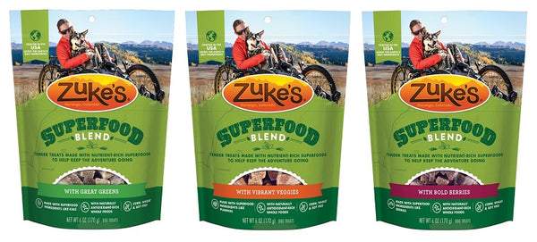 Zuke's Superfood Blend