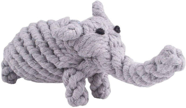 Elephant Rope Toy