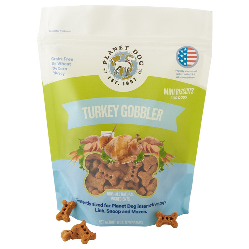 Turkey Treats GF 6oz