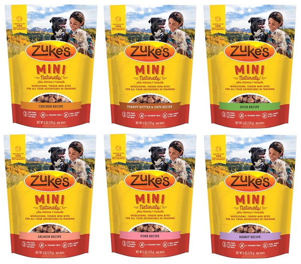 Zuke's Mini Naturals 1 Pound Bag