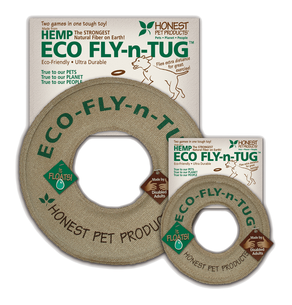 Eco Friendly Hemp Frisbee