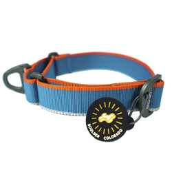 Dog Collar- Air Blue
