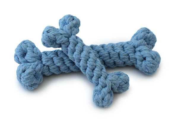 Bone Dog Rope Toy