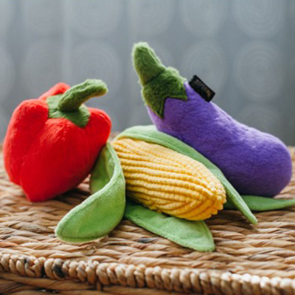 Farm Fresh Plush Toy Set