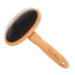 Single Sided Bamboo Pet Brush