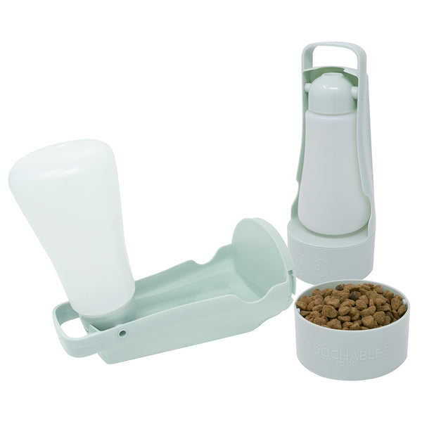 Portable Food and Water Carrier