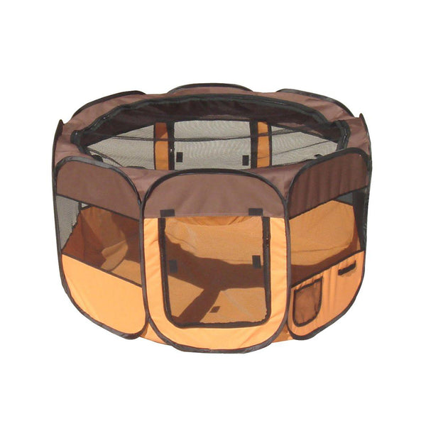 Lightweight Easy Folding Collapsible Travel Pet Playpen