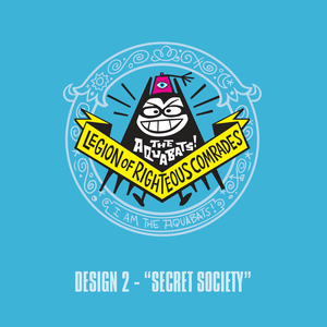 T-SHIRT: SECRET SOCIETY!