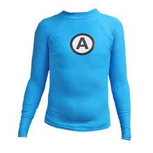 Load image into Gallery viewer, AQUABATS RASHGUARD!