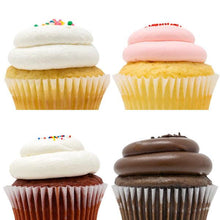 Cupcake 4 Pack :|: Let's Celebrate Gift Box