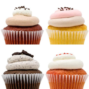 Cupcake 4 Pack :|: Thinking of You Gift Box