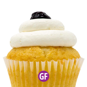 Gluten-Free - Blueberry Bliss Cupcake