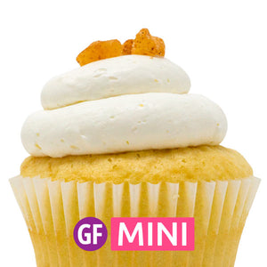 Gluten-Free - Apple Bliss Mini Cupcakes - Dozen