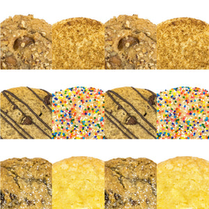 Cookie 12 Pack :|: Let's Celebrate Gift Box