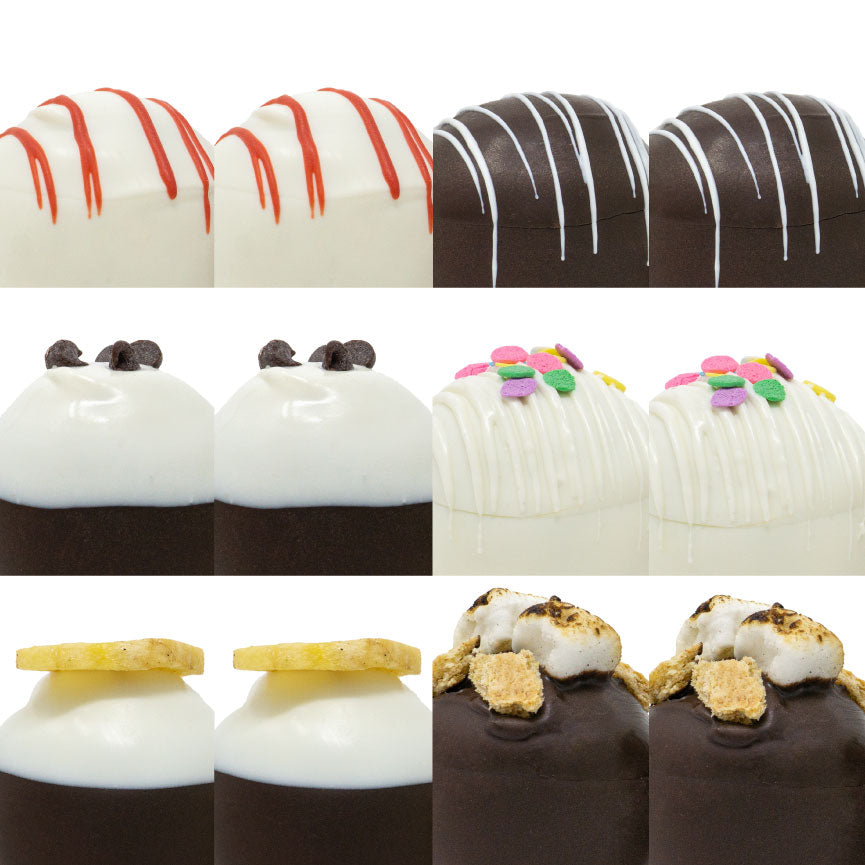 Cake Ball 12 Pack :|: Holiday Gift Box