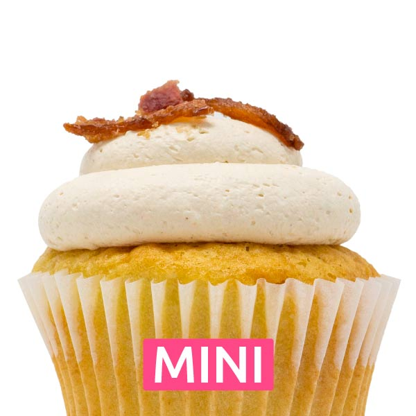 The Elvis Mini Cupcakes - Dozen