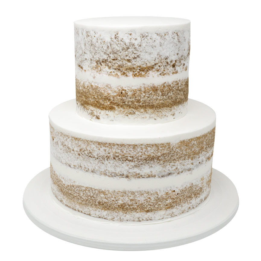 Semi-Naked - 2 Tier Cake