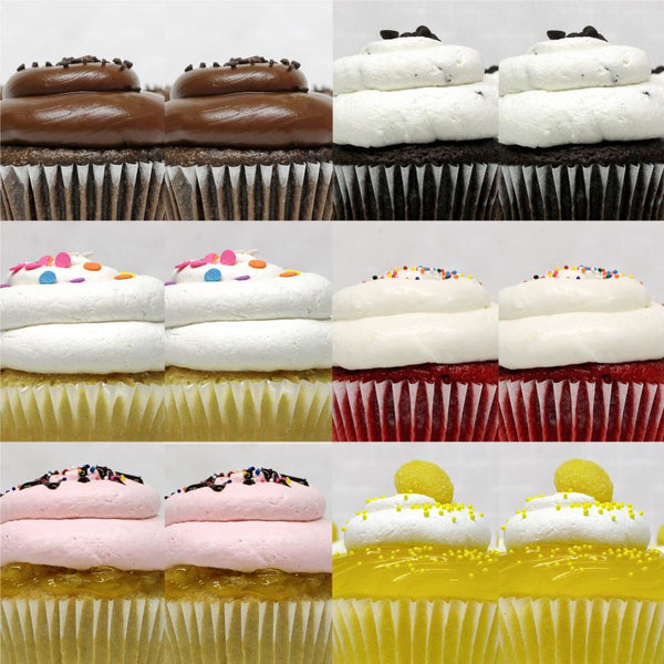 Double it up - 12 Pack of Cupcakes