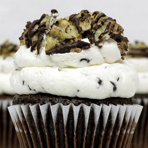 Chocolate Chipper Cupcake