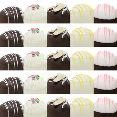 The Grand Slam-  Cake Ball 25 Pack