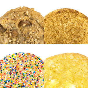 The Delightful Pack - Cookie 4 Pack