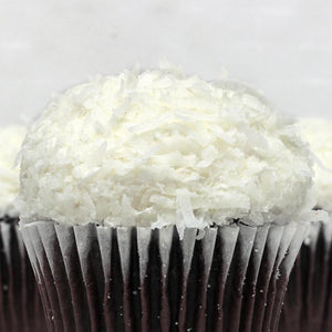 Chocolate with Coconut Cupcake