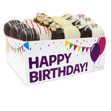 Cake Ball 25 Pack :|: Birthday Gift Box