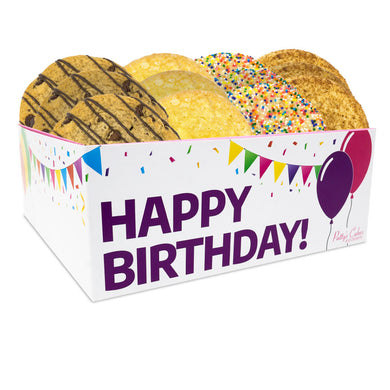 Cookie 12 Pack :|: Birthday Gift Box