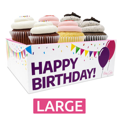Cupcake 6 Pack :|: Birthday Gift Box