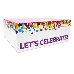 Cupcake 6 Pack :|: Let's Celebrate Gift Box