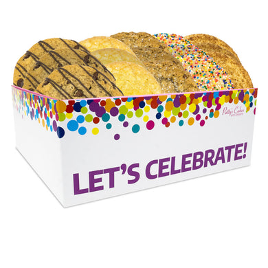 Cookie 18 Pack :|: Let's Celebrate Gift Box