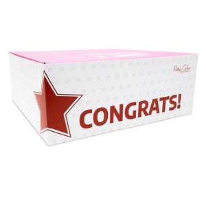 Cake Ball 12 Pack :|: Congrats Gift Box