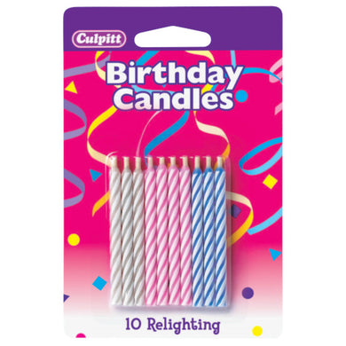 Magic Relight Candles
