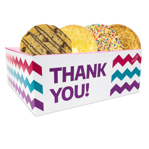 Cookie 4 Pack :|: Thank you Gift Box