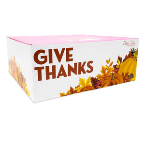 Cookie 18 Pack :|: Thanksgiving Gift Box