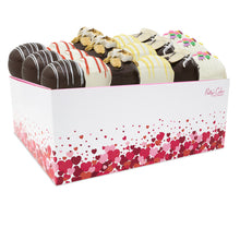Cake Ball 25 Pack :|: Hearts Gift Box