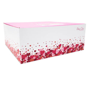 Cake Ball 12 Pack :|: Hearts Gift Box