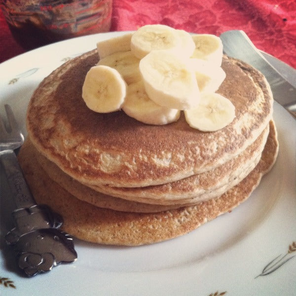 Vegan Star Trek Banana Pancakes Recipe (Can be Gluten Free)