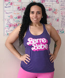 80s Barre Babe Tank