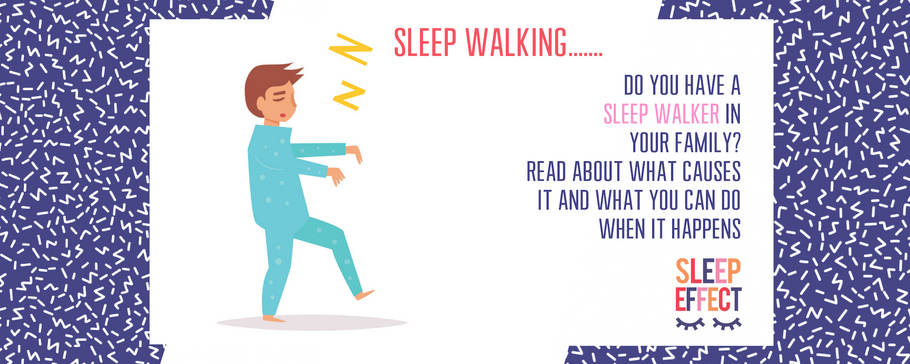 Sleep Walking...