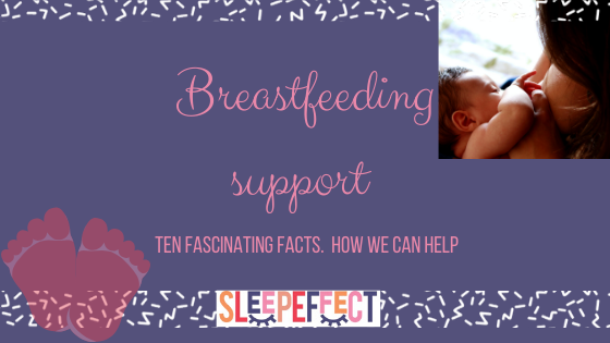 Breastfeeding support: coming to Sleep Effect