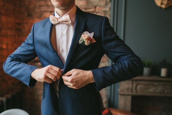 Navy Suits 2018 Weddings
