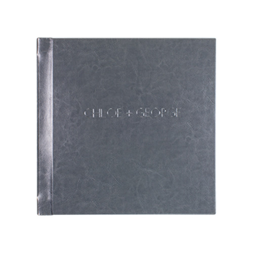 The Album Classic Embossed