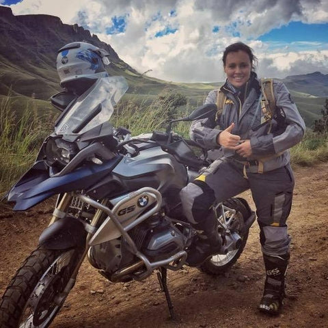 Jo Rust - Motorcycle Adventurers